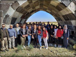Tarihi Kırkgöz Köprüsü